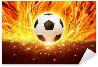 Pixerstick till Allt Fotboll i brand