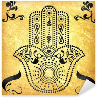 Pixerstick Dekor Huvud de Fatima