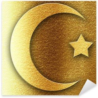Pixerstick Dekor Islam tecken