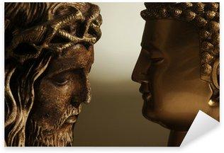 Pixerstick Dekor Jesús Cristo y Buda - 3