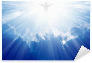 Pixerstick Dekor Jesus Kristus i himlen