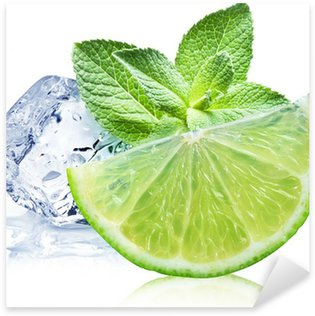 Pixerstick till Allt Lime, mynta och is kub