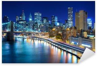 Pixerstick till Allt Manhattan skyline