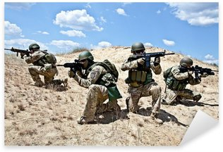 Pixerstick Dekor Militär operation