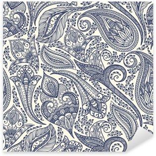 Pixerstick Dekor Paisley mönster