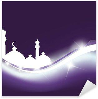 Pixerstick Dekor Ramadan Kareem - Eid Mubarak