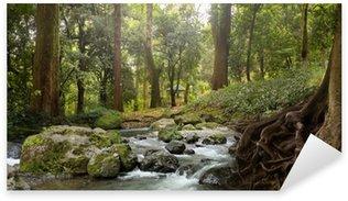 Pixerstick till Allt Skog vattenfall