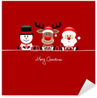 Pixerstick till Allt Snowman, Rudolph