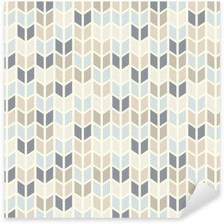Pixerstick till Allt Sömlös geometriska mönster i pastellnyanser
