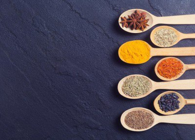 Pixerstick till Allt Sortiment av indiska kryddor