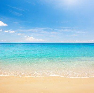 Pixerstick till Allt Stranden och tropiska hav
