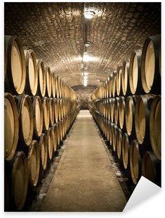 Pixerstick till Allt Tunnor i vinkällaren