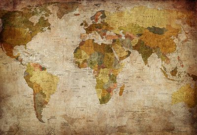 Pixerstick till Allt Världskartan