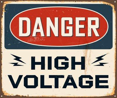 Pixerstick till Allt Vintage Metal Sign - Vector - Grunge effekter kan tas bort