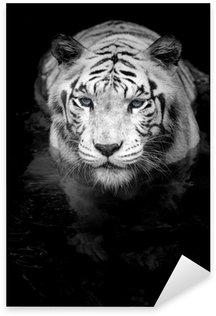 Pixerstick till Allt Vit tiger