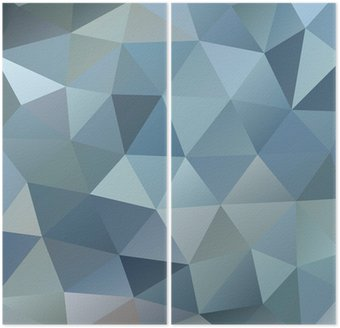 abstract background Diptych