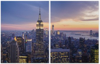 New York City Diptych