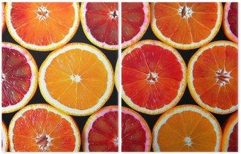 Diptyk Apelsiner
