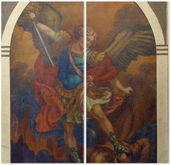 Diptyque Archange Michael