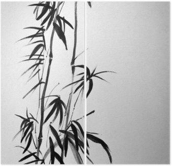 Diptyque Deux bambou