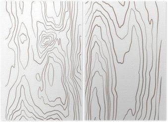 Diptyque Divers bois monochrome collection de texture illustration.
