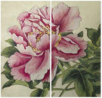 Diptyque Rose fleur de pivoine