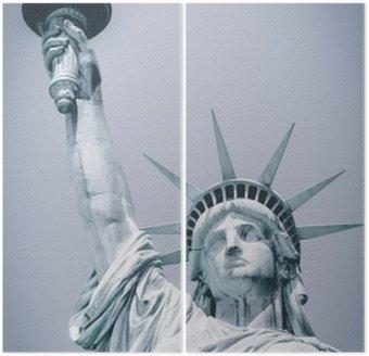 Diptyque Statue of liberte