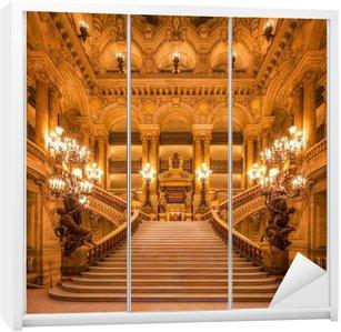 Dolap Çıkartması Der Oper içinde Treppenhaus