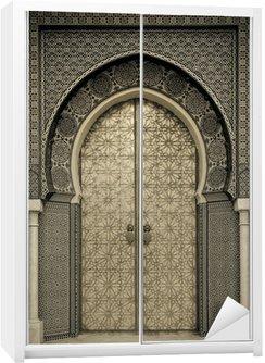 Dolap Çıkartması Eski kapılar, Fas