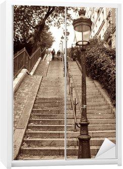 Dolap Çıkartması Montmartre, Paris