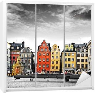 Dolap Çıkartması Stockholm, eski şehrin kalbi,