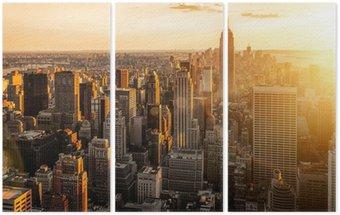 Drieluik New York