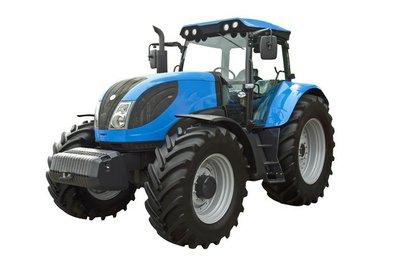 Duvar Çıkartması Tarım traktörü