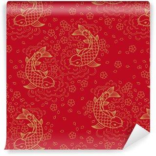 Pixerstick Duvar Kağıdı Çin vektör sorunsuz desen