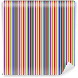 Vinil Duvar Kağıdı Çizgili 3