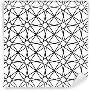 Vinil Duvar Kağıdı Dikişsiz grid Desen