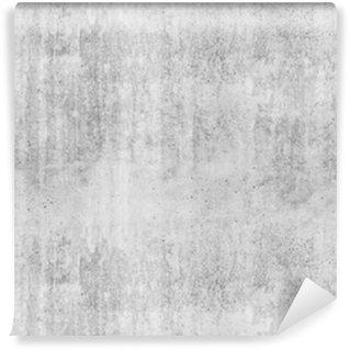 Vinil Duvar Kağıdı Gri beton duvar, dikişsiz arka plan doku