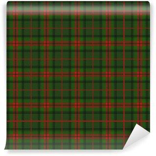 Vinil Duvar Kağıdı İskoç tartan