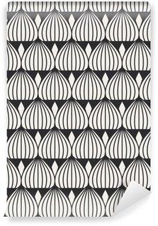 Pixerstick Duvar Kağıdı Kesintisiz geometrik desen