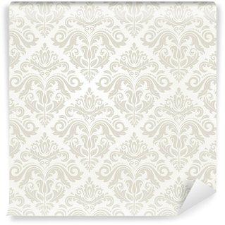 Pixerstick Duvar Kağıdı Orient Dikişsiz Vektör Desen. Özet Amaç