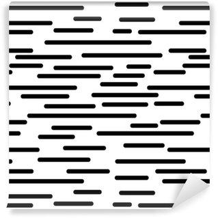 Vinil Duvar Kağıdı Pürüzsüz hatları ile geometrik doku