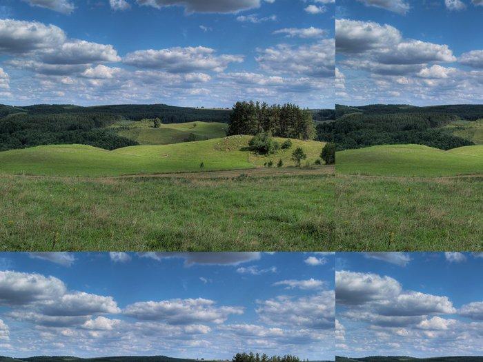 Vinil Duvar Kağıdı Suwalszczyzna, Polonya - Kırsal manzaralar