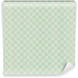 Vinil Duvar Kağıdı Vintage seamless pattern