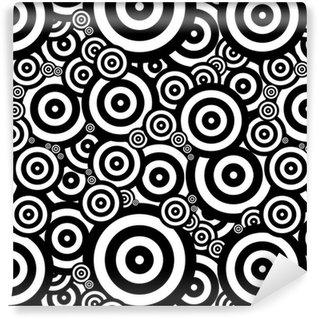 Vinil Duvar Kağıdı Yetmişli psychedelic Retro