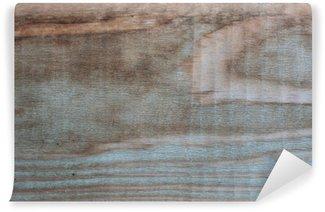 Vinil Duvar Resmi Ahşap eski rustik renkli doku arka plan