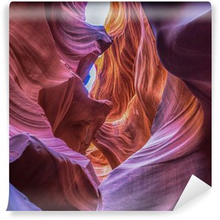Vinil Duvar Resmi Antilop kanyonu