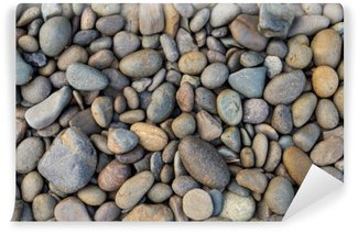 Vinil Duvar Resmi Kayalık plaj arka plan, taş desen arka plan