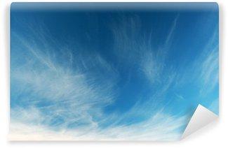 Vinil Duvar Resmi Ufukta gökyüzü