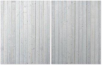 Dyptyk Biała ściana