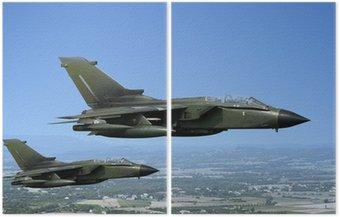 Dwa myśliwce